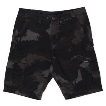 Volcom Miter II Cargo Shorts Camo