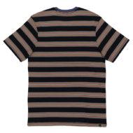 Volcom Belfast Crew Pocket T-Shirt Blue