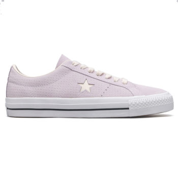 Converse One Star Pro OX Shoes Barley Grape