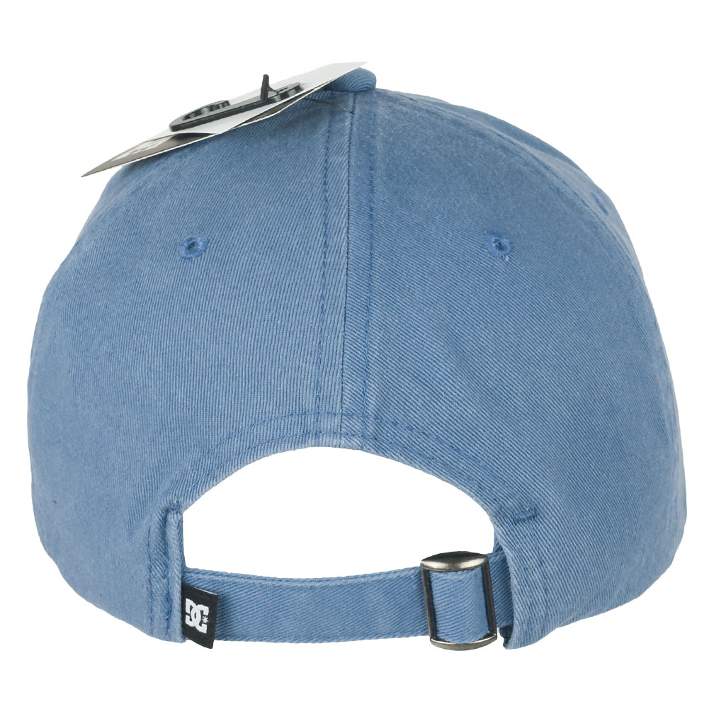 D.C Shoes Uncle Fred Dad Hat Blue Mirage at Skate Pharm 7a4e9933ff5