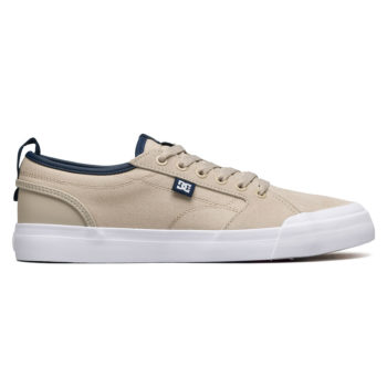 D.C. Shoes Evan Smith Tan White