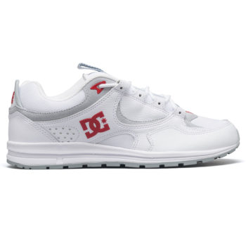 D.C. Shoes Kalis Lite Shoes White Red