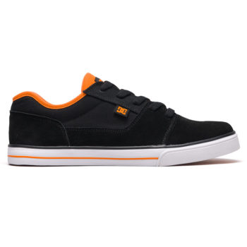 D.C. Shoes Tonik Youth Shoes Black Orange