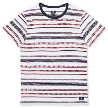 D.C. Aldersyde Pocket T-Shirt Snow White