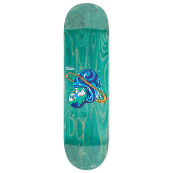 Polar Skateboards Hjalte Halberg Planet Emile Deck 8.5""