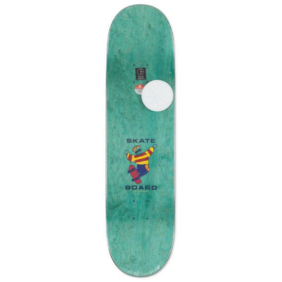 Polar Skateboards Paul Grund Kiddo Deck 8.4″