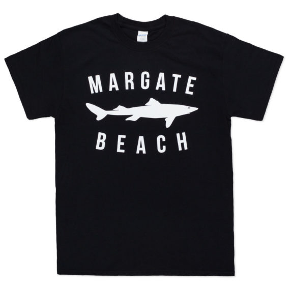 Unofficial-Margate-T-Shirt-Dogfish-Black