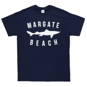 unofficial margate dogfish logo navy