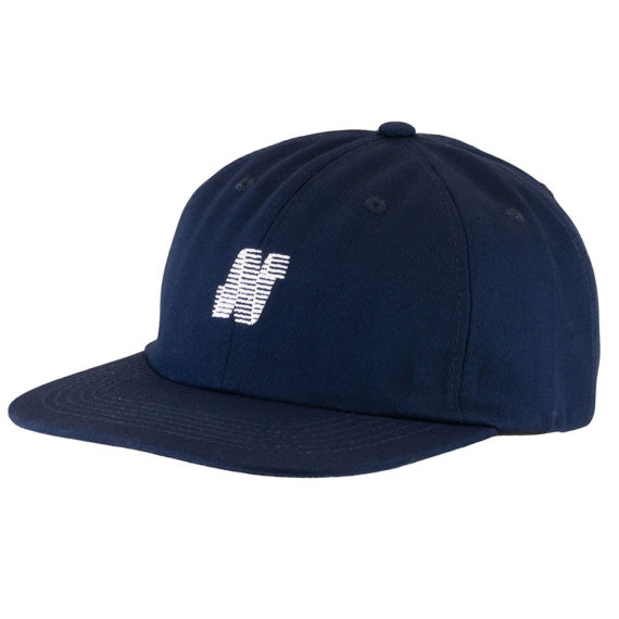 North Mag N Logo 6 Panel Cap Navy