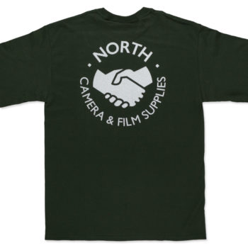 North Magazine Supplies Logo Long Sleeve T-Shirt Green