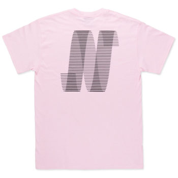 North Magazine N Logo T-Shirt Pink