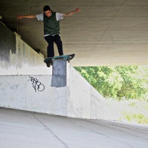 Dan Gee - Skate Pharm Team Rider
