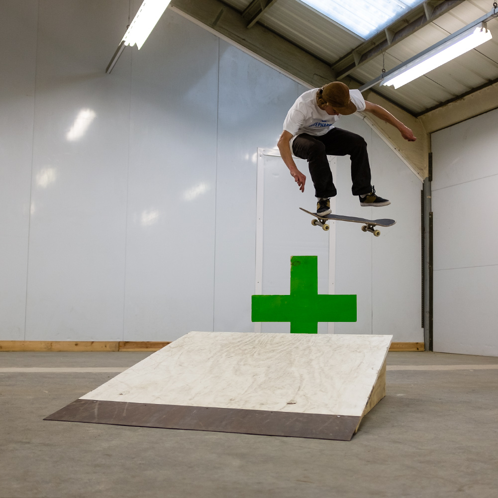 James Bush - Skate Pharm Team Rider