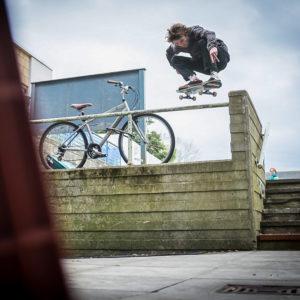 Kris Vile- Skate Pharm Team Rider