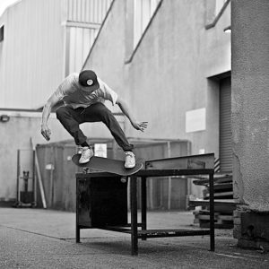 Matt Weekes - Skate Pharm Team Rider