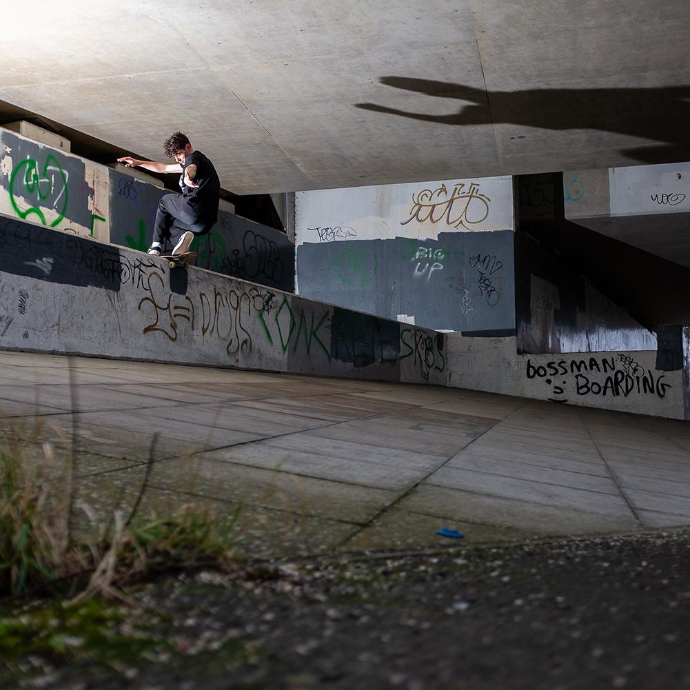 Sam Murgatroyd - Skate Pharm Team Rider