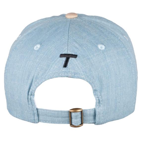 Theobalds 1993 Hat back