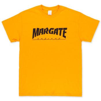 Unofficial Margate Masher T-Shirt Orange