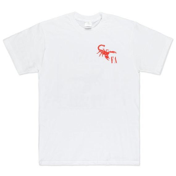 Flaash_T-Shirt-Scorpion-White-1
