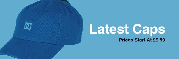 Skate Pharm Skate Shop Margate - Latest Caps