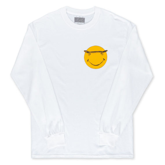 TheDays_LST-Shirt-White