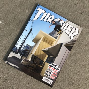 7f828c27587 Thrasher Magazine May 2019 Issue 466 – Myles Willard Cover