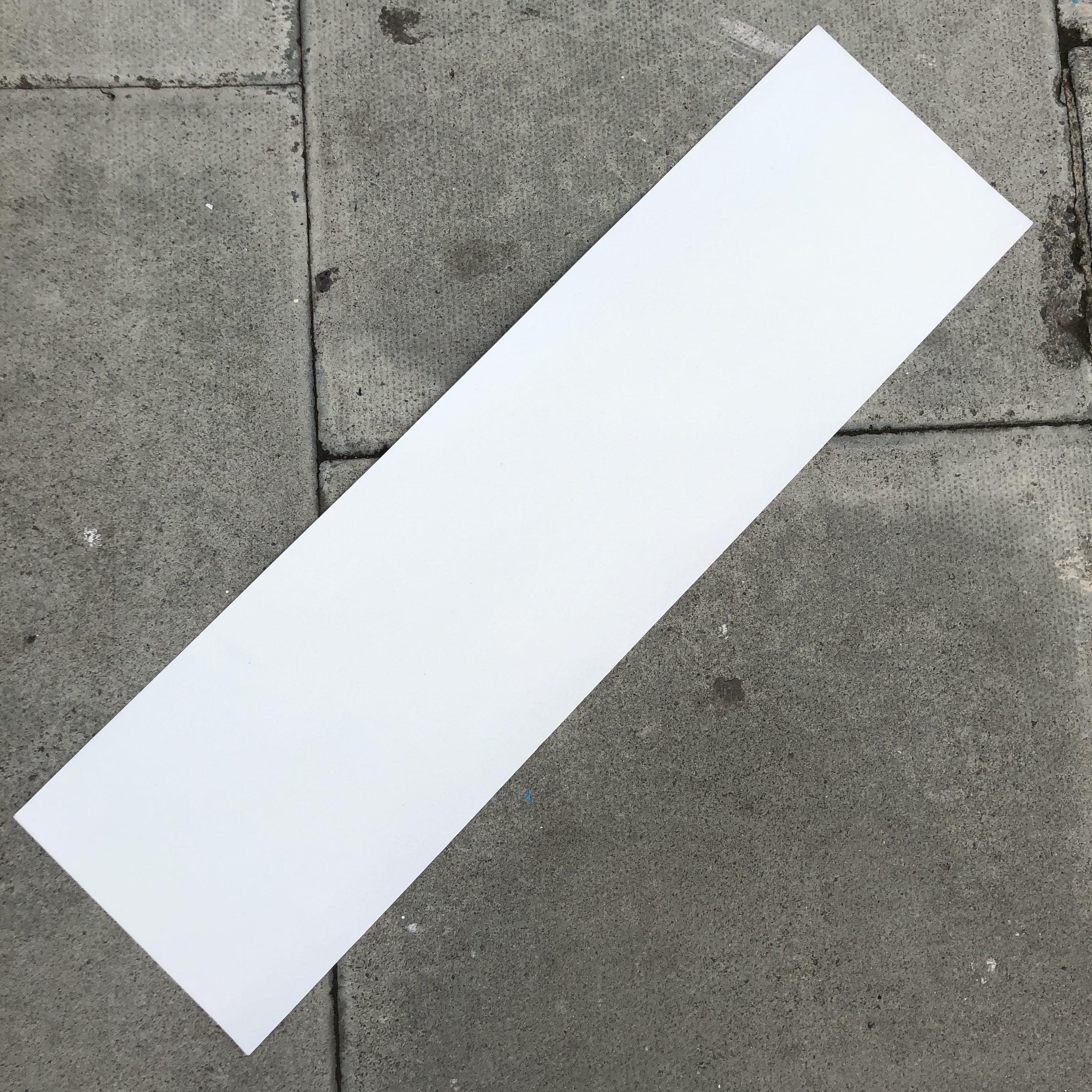 Element Skateboards White Skateboard Grip Tape