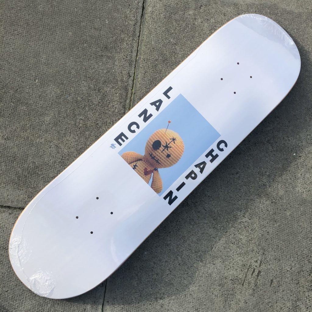 Killing Floor Skateboards Chapin Dirty 8 5 Deck At Skatepharm